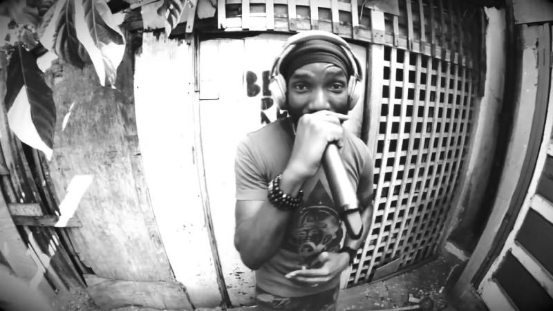 DUB FX ft. Kabaka Pyramid - Cant Breathe Dubplate
