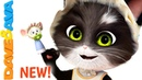 😺 Finger Family Song for Toddlers Nursery Rhymes and Children's Songs from Dave and Ava 😺