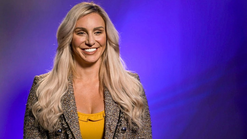 Charlotte, Mandy Rose and Bianca Belair on Evolution's significance