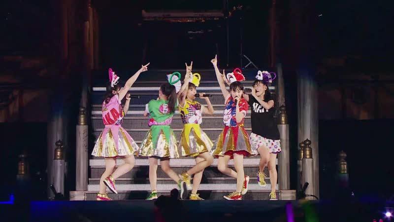 """Momoiro Clover Z - Mouretsu Uchuu Koukyoukyoku • Dai Nana Gakushou """"Mugen no Ai"""" (Tohjinsai 2014 Day1)"""