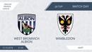 AFL18. England. Premier League. Day 24. West Bromwich Albion - Wimbledon