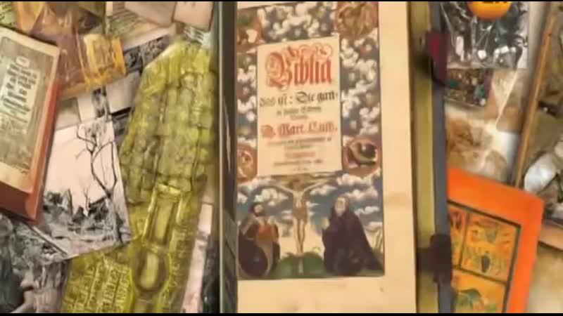 Зловещие тайны Ватикана. Документальный фильм от РЕН ТВ