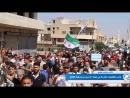 Συρία 17 9 2018 Ισλαμιστές-Όργανα του Ισραήλ πρώτα είναι υπέρ και μετά κατά της Τουρκίας