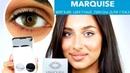 Цветные контактные линзы! Мягкие линзы MARQUISE - 5 цветов!