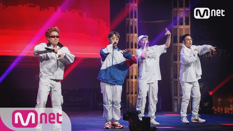Show Me The Money777 [특별공개/무삭제] 공상과학기술 - 나플라, 오르내림, ODEE, YunB (Feat. 기리보이, 스5