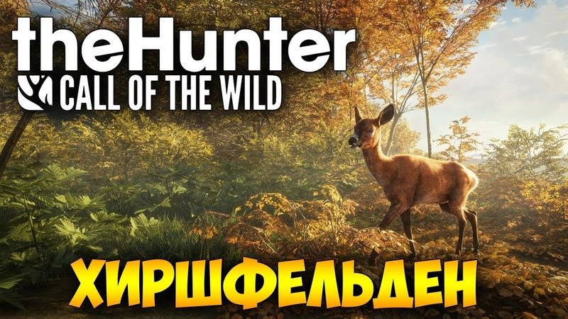 ОХОТА В ЗАКАЗНИКЕ ХИРШФЕЛЬДЕН - The Hunter: Call of the Wild 9