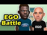 Francis NGannou EGO is bigger than ever and giving Dana White hard times