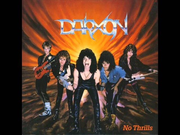 Darxon - 1987 - No Thrills (FULL ALBUM) [Traditional Heavy Metal]