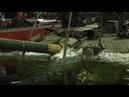 Подводные испытания новейших Т 90 кадры с предприятия