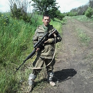 В Донбассе ликвидирован известный украинский снайпер «Джоконда»