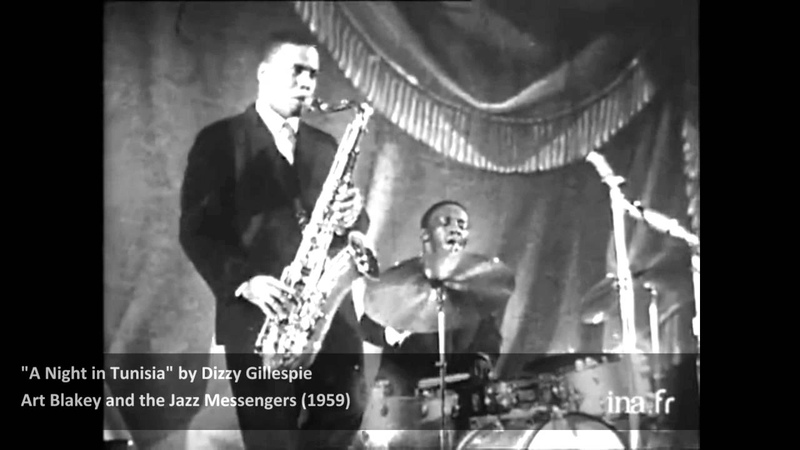 Art Blakey the Jazz Messengers Paris 1959 A Night in Tunisia