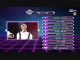 VK181106 What are the TOP10 Songs in 1st week of November ep.594 @ M!Countdown