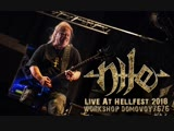 Nile - Live At Hellfest 2018