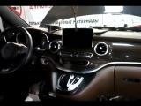 Mercedes-Benz V-klasse Шумоизоляция центрального тоннеля премиальными материалами