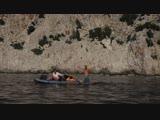 Турция на байдарках, купаемся;)