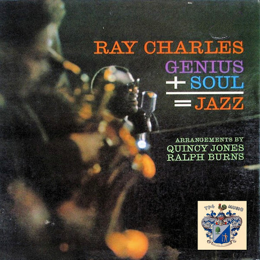 Ray Charles альбом Genius+Soul = Jazz =