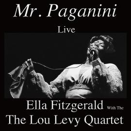 Ella Fitzgerald альбом Mr. Paganini: Live