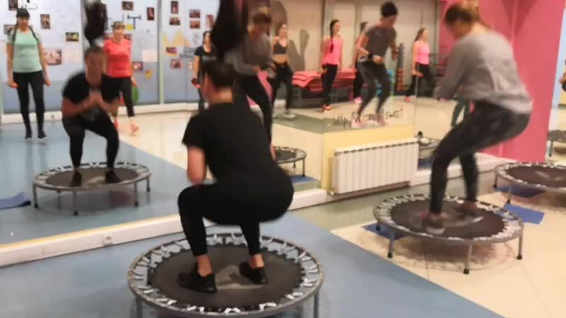 INTERVAL Training с Чукоминой Анастасией 👌 14 01 2019
