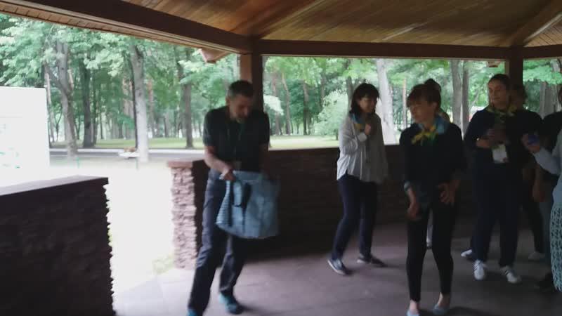 ЛШ 2019, мастер-класс С.Реутского, весело играем...
