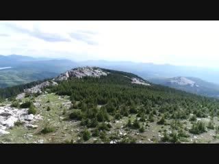 Национальный парк Зюраткуль. Облет квадрокоптером. Полная версия
