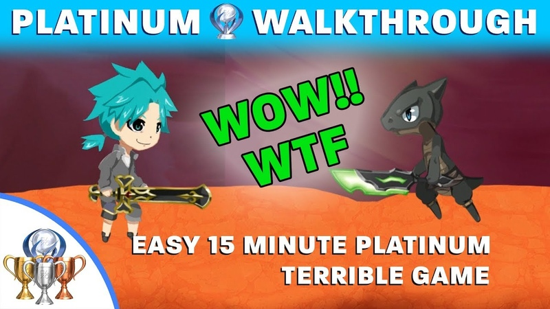 Little Adventure on the Prairie - WOW, THIS ACTUALLY EXISTS?? 15 Minute Platinum Walkthrough