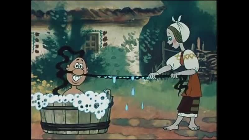 Как казаки на свадьбе гуляли / ♥Як козаки на весіллі гуляли (1984. Украина) Мультики все серии сезоны для детей мультсериалы
