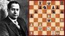 Защита Нимцовича Неожиданная ЖЕРТВА ФЕРЗЯ в партии Хосе Рауля Капабланки