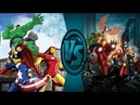 Какой мультсериал лучше Мстители могучие герои земли vs Мстители общий сбор