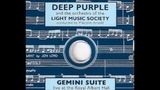 Deep Purple - Gemini Suite Live (Remastered) 1970