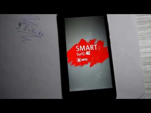 Как разблокировать Google account (Гугл аккаунт) на MTS SMART Surf 2 4G (FRP)