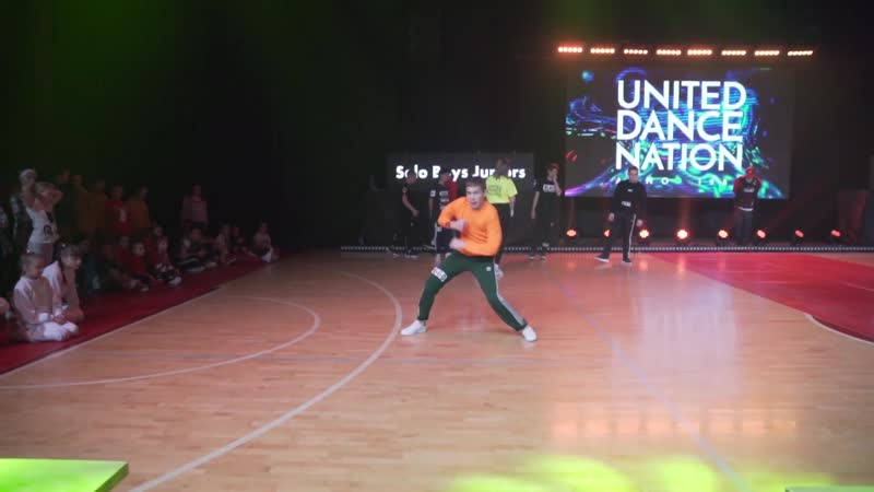 Mazur Vladimir ¦ Hip Hop Solo Boys Juniors ¦ Lithuanian Cup 2018