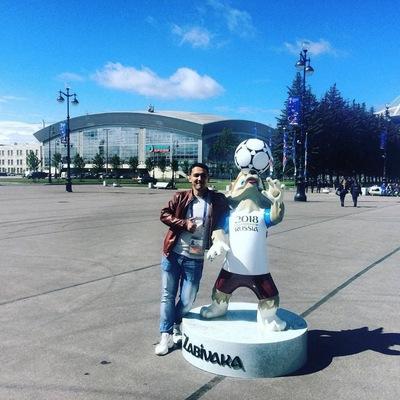 Умар Исматов