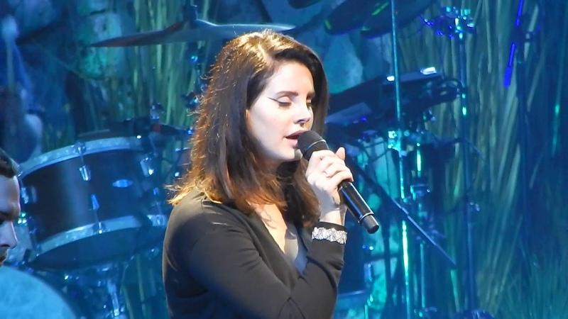 Lana Del Rey Love HD Houston 2 10 18