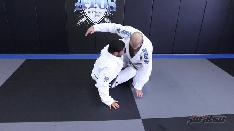 Andre Galvao Butterfly Guard Sweep Jiu Jitsu Magazine 23