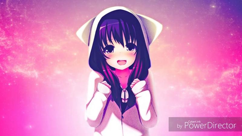~ аниме песня я кошечка гламур мур мур мур~.•°*'.♡