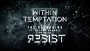 WITHIN TEMPTATION The Reckoning Official Lyric Video feat Jacoby Shaddix