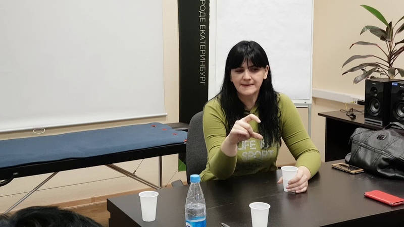 Детокс марафон 2 встреча 5 часть 14.10.2018 Ведет врач Галина Файзуллина