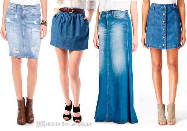36442477de8f С чем носить джинсовую юбку? 170 фото | ВКонтакте