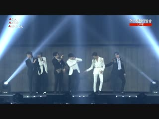 [PERF] 181128 GOT7 - Lullaby + Look @ «2018 Asia Artist Awards».