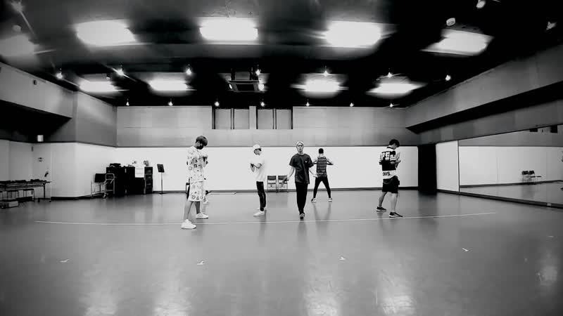 CROSS GENE (크로스진) 'YING YANG' Dance Practice