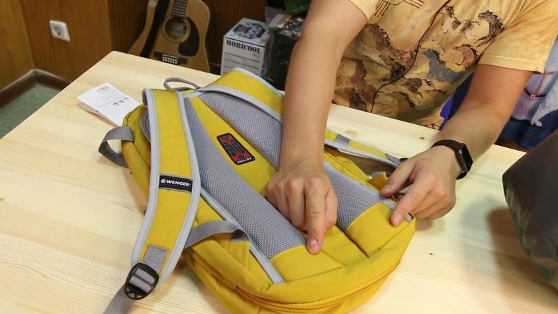 Рюкзак для ручной клади WENGER 29 л | 5936руб. ($89)