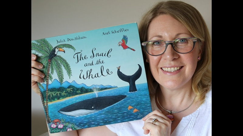 The Whale and the Snail | Childrens Books Read Aloud