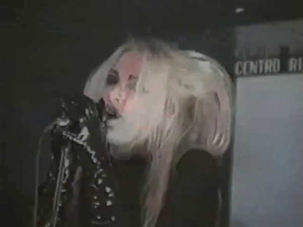 London After Midnight Sacrifice Live in Italy 1996