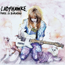 ladyhawke альбом Paris Is Burning