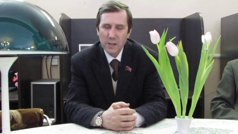 С 8 марта поздравляют В А Воеводин и П В Трутнев