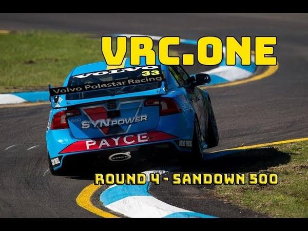 VRC rF2 V8 Supercars 2018 - Round 4 - Sandown 500