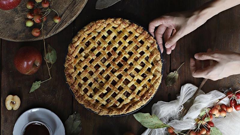 [ENG CC] 시나몬향에 반하는 애플파이🍎 Apple Pie [아내의 식탁]