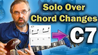 3 ways to Solo over Chord Changes - Important Jazz Strategies