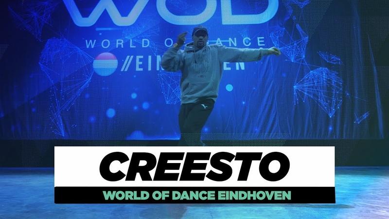 Creesto | FRONTROW | World of Dance Eindhoven Qualifier 2018 | WODEIN18 | Danceproject.info