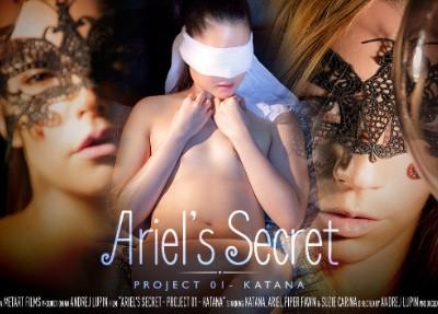 Ariel's Secret: Project 01 - Katana